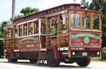 Trolley Stop Tours